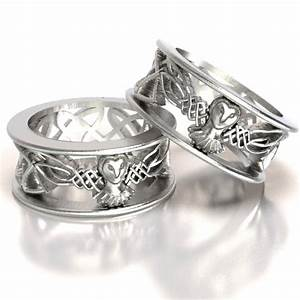 sterling silver owl wedding ring set his and hers wedding With owl wedding rings