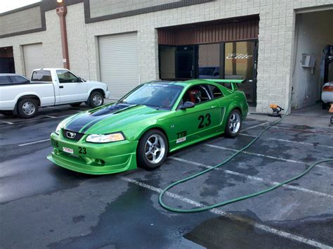 mustang gt road racing  point roll cage  seth