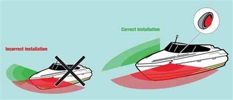 Port Side Of Boat Is What Color by Sa Gov Au Navigation Lights