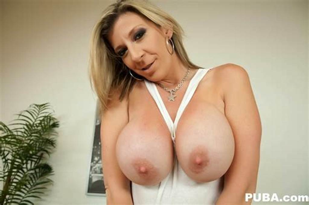 #Super #Busty #Hottie #Sara #Jay #Plays #With #Her #Huge #Tits