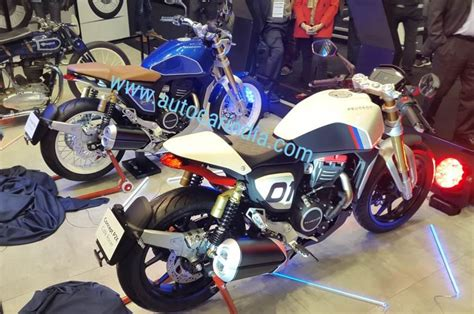 Mahindra Owned Peugeot Showcases Two New Motorcycles