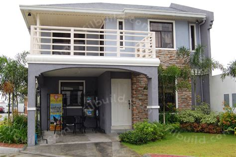 filipino simple  storey dream home  usual house design