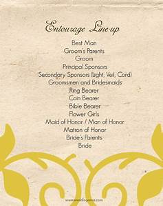 entourage lineup weddings pinterest entourage With wedding invitations entourage sample