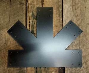 Decorative Metal Brackets For Wood Beams (5) - The