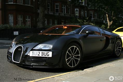 2003 Bugatti Veyron For Sale by Bugatti Veyron 16 4 Sport Sang Noir 17 March 2014