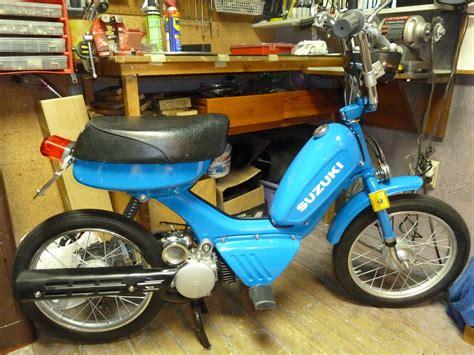 Suzuki Fa50 For Sale by Suzuki Fa 50 Re Build Done