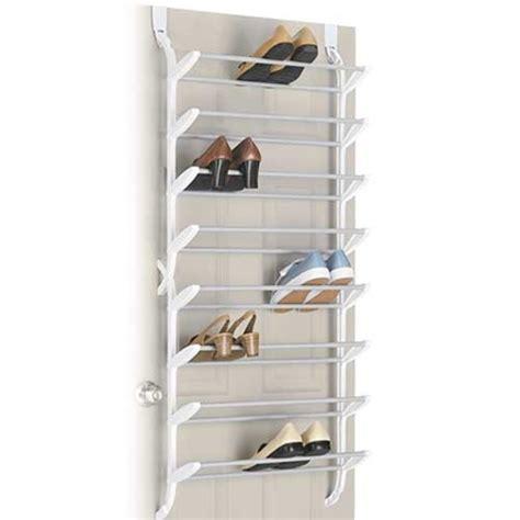 door shoe holder 24 pair shoe rack non slip the door shoe organizer