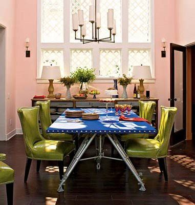 colorful dining room chairs 39 bright and colorful dining room design ideas digsdigs