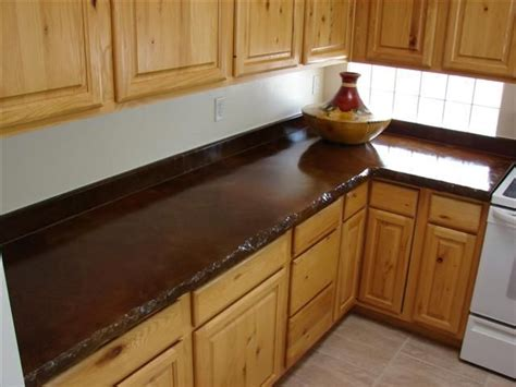 stained concrete countertops stained concrete countertops house idea
