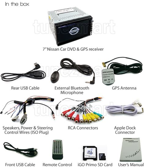 X Trail Stereo Wiring Diagram by 7 Quot Nissan Juke Qashqai Navara X Trail Dvd Gps Car Player