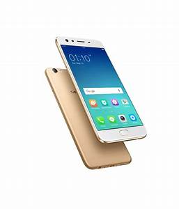 Oppo F3 Plus Smartphone With Dual Selfie Camera