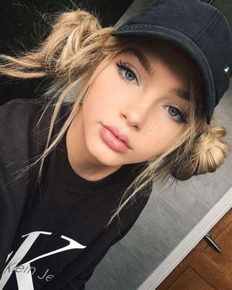 celebrity inspired cute baseball cap hairstyles society19