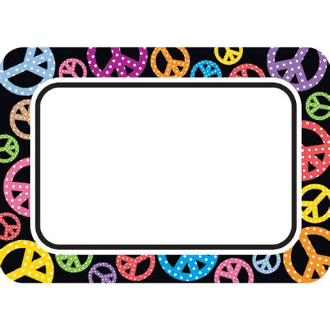 peace sign border    clipartmag