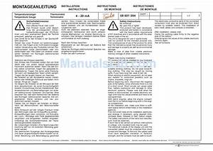 Vdo Temperature Gauge Installation Instructions Manual Pdf