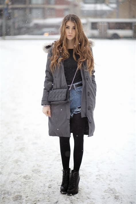 Winter Outfits And Ideas Youu0026#39;d Want To Copy - Just The Design