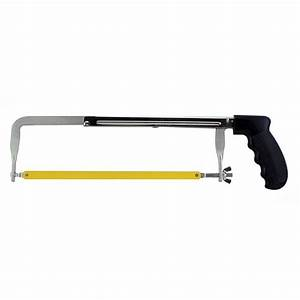 HDX 10 in Standard Hacksaw-12150 - The Home Depot
