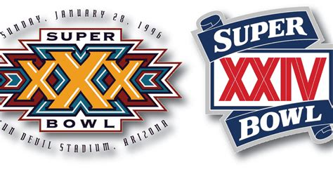 Ranking All 51 Super Bowl Logos From Ugliest To Greatest