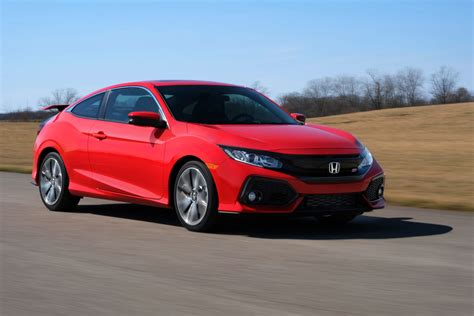 Civic Si News by 2017 Honda Civic Si Sedan And Coupe On Sale Today For