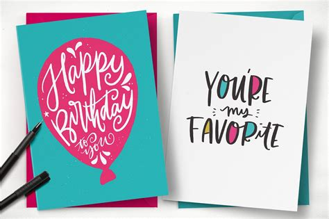 17+ Best Greeting Card Designs & Examples
