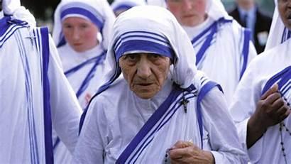 Teresa Mother Calcutta Majdanek June Madre 1987