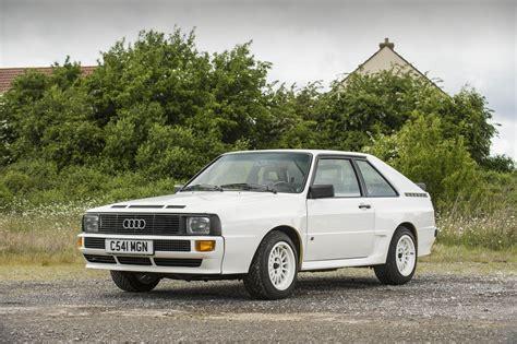 Audi Quattro by Audi Quattro Sport 1986 Sprzedane Giełda Klasyk 243 W