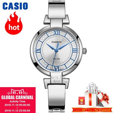 aliexpress buy casio simple casual fashion business ltp e403d 2a ltp