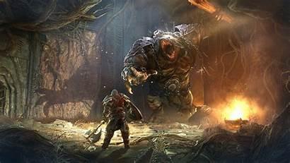 Fantasy Medieval Battle Rpg Warrior Fallen Combat