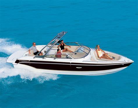 Boats Streams Formulas by 187 Formula 260 Bowrider We Arrived