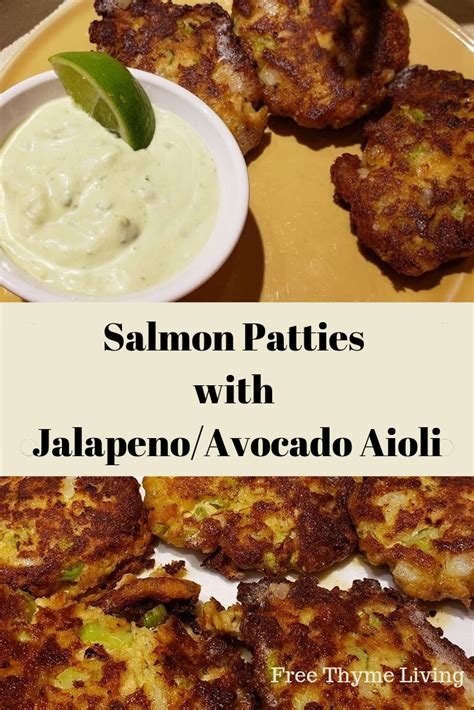 Unfortunately you aren't going to find it available from a wild caught source for this keto baked garlic parmesan salmon recipe. Salmon Patties with Jalapeno/Avocado Aioli (Keto, Gluten-free, Low-carb Adaptable) # ...