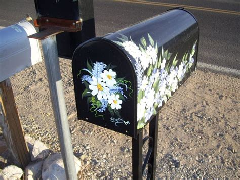 Painted Mailboxes, Mailbox Ideas And Decorative Diy Rocking Chair Plans Ideas For Teenage Rooms Shoe Covers Vocal Booth Duffle Bag Ribbon Roses Fanny Pack Aquarium Stand