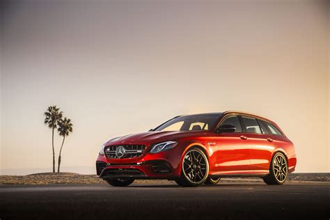 E 63 S by The 2018 Mercedes Amg E63 S Will Be Priced In The U S At