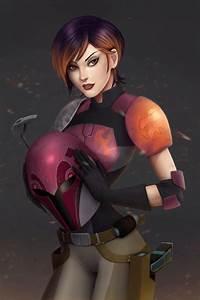 Sabine: explosive artist by Mauricio-Morali on DeviantArt