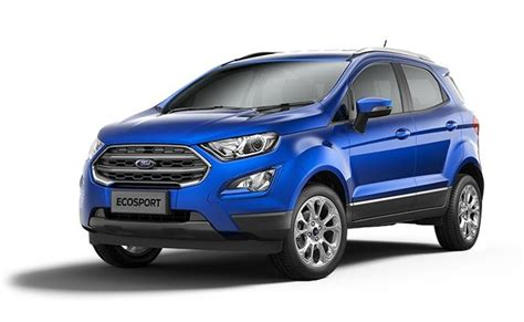 Ford Ecosport Price In India, Images, Mileage, Features
