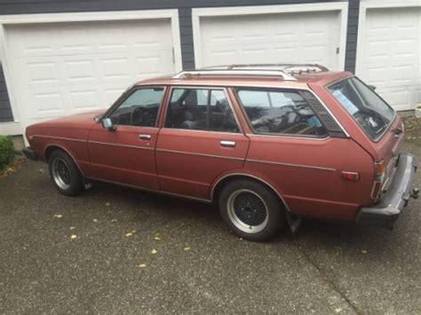 1980 Datsun B210 by 1980 Datsun B210 Wagon For Sale In Seattle Washington