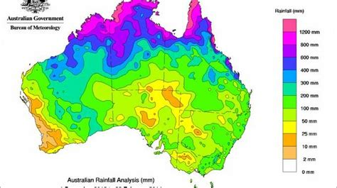 rains miss eastern australia bom the border mail