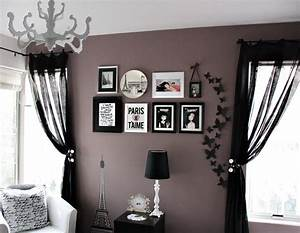 Classic, soft purple accent wall. Get the look with Dunn ...