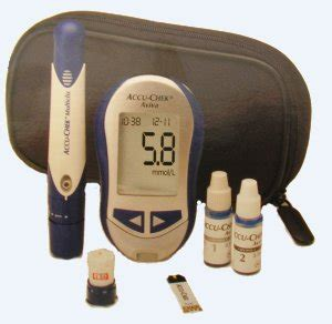 blood sugar test kit diabetes healthy solutions