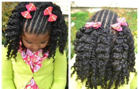 pictures african american  girl braid hairstyles