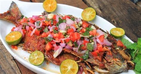 5.371 resep gurame ala rumahan yang mudah dan enak dari komunitas memasak terbesar dunia! Gurame Saus Padang : Resep Dan Cara Membuat Masakan Ikan ...