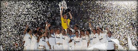 Real Madrid La Liga Champions 2011-2012 - Real Madrid C.F ...