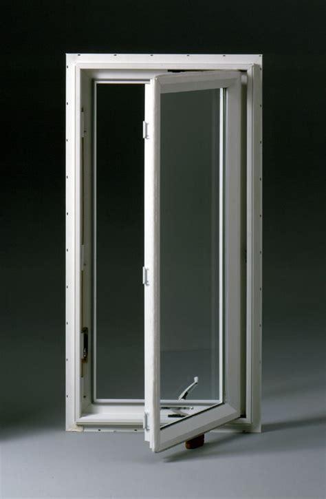 vinyl  wooden crank  casement windows     replacement window choice