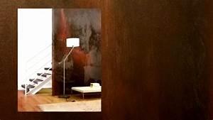 alpina rost optik youtube With markise balkon mit tapete wand