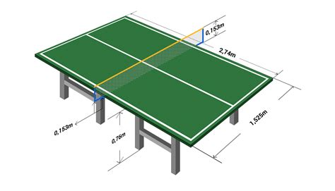 dimension ping pong 28 images ping pong table dimensions ping pong indoor recreational 4