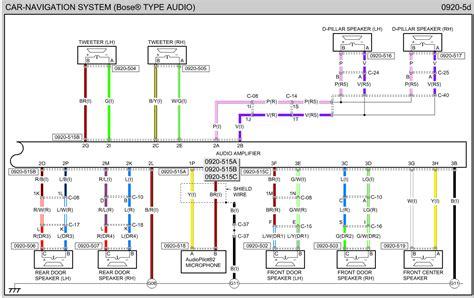 chevrolet bose wiring diagram wiring library