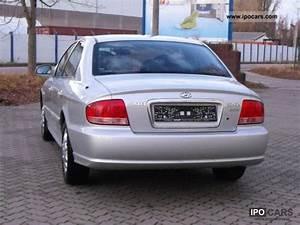 2004 Hyundai Sonata 2 7 V6 Gls