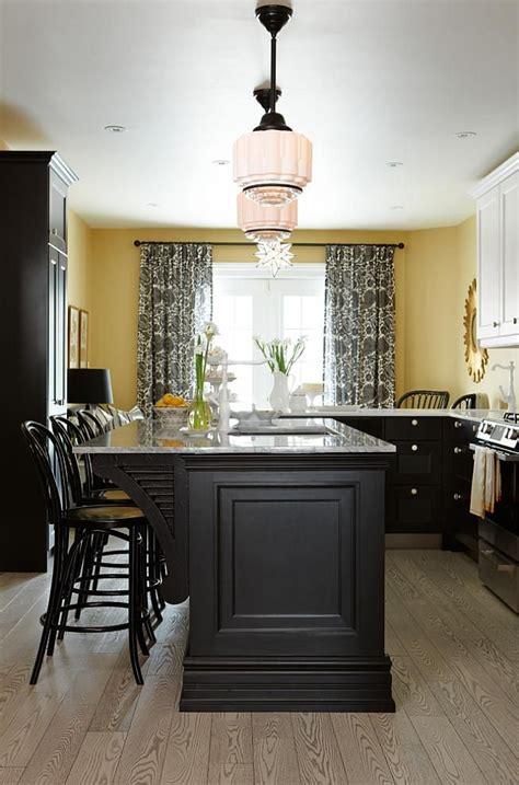 26+ Unbelievable Black Kitchen