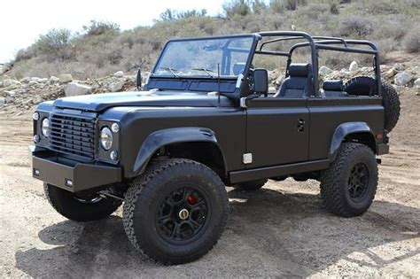 icon 4x4 defender d90 overland adventure car
