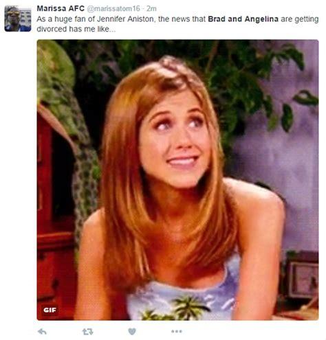 Angelina Meme - brangelina divorce gives explosion of jennifer aniston memes movie tv tech geeks news