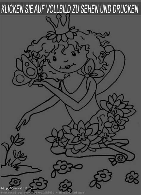 lillifee  ausmalbild