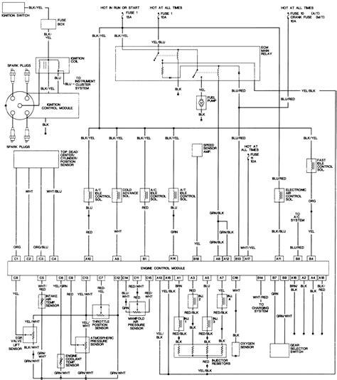 honda prelude vacuum diagram wiring diagram